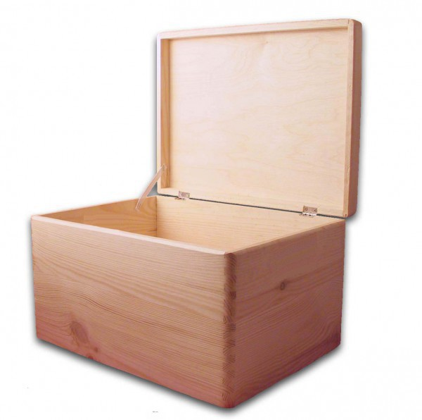 zur taufe gro e holz geschenkbox gr 3 kiefer incl auswahl lasergravur tf6 ebay. Black Bedroom Furniture Sets. Home Design Ideas